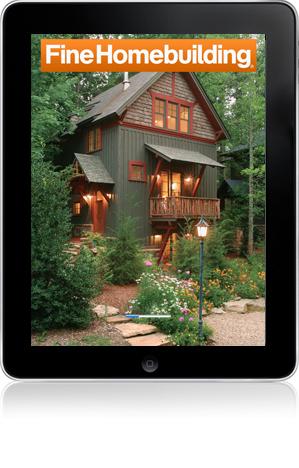 App on the iPad