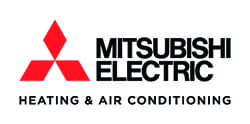 Mitsubishi Electric Heating and Air-Conditioning Logo