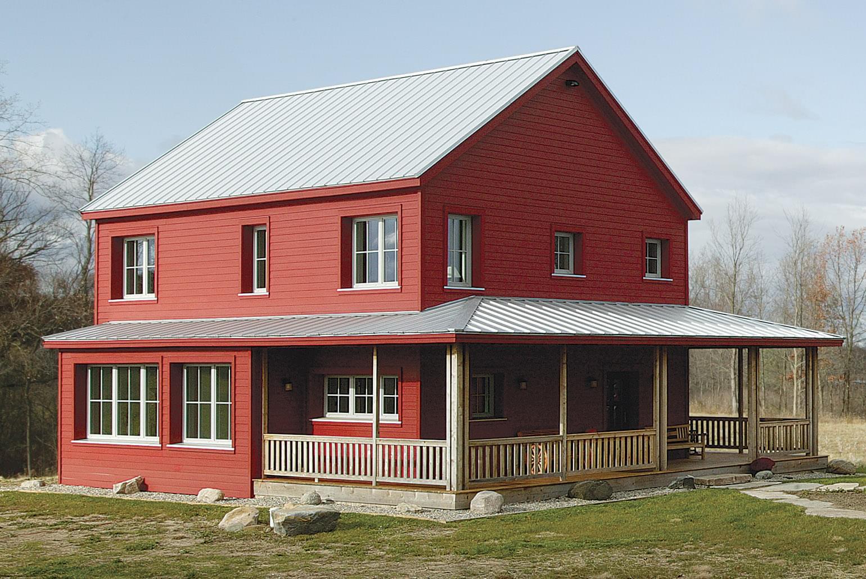 Best energy efficient home fine homebuilding s 2014 for Finehomebuilding com houses