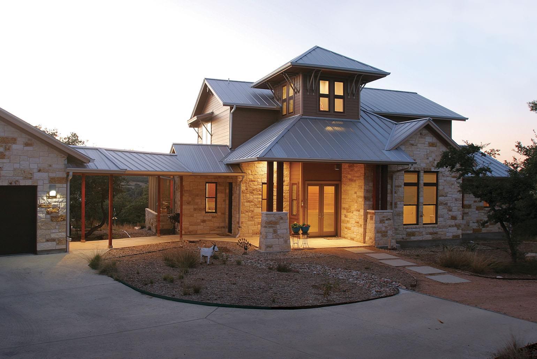 Best energy efficient home fine homebuilding s 2015 for Fine homebuilding houses