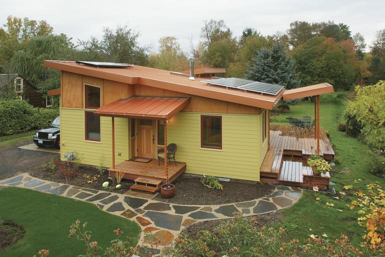 Best small home 2013 houses awards for Fine homebuilding houses