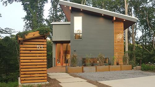 Net-Zero Spec House