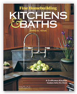 Fine Homebuilding Issue 135 - Kitchens & Baths