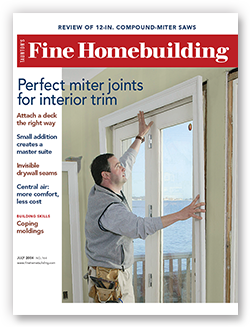Fine Homebuilding Issue 164