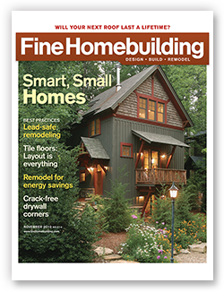 Fine Homebuilding Issue 214
