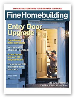 Fine Homebuilding Issue 218