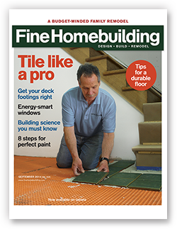 Fine Homebuilding Issue 245