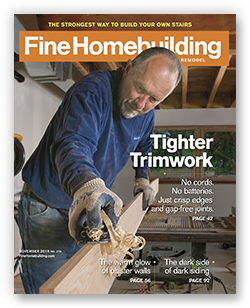 Fine Homebuilding Issue 278
