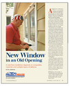 New Window in an Old Opening Article