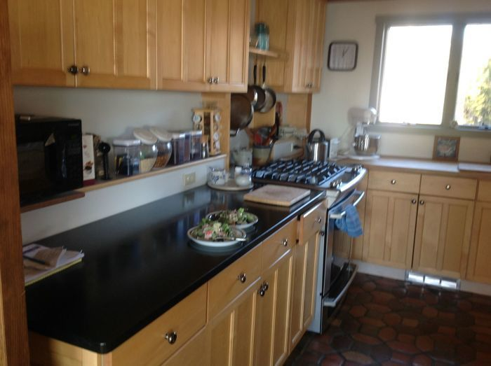 Simple Change Improves Kitchen Counter