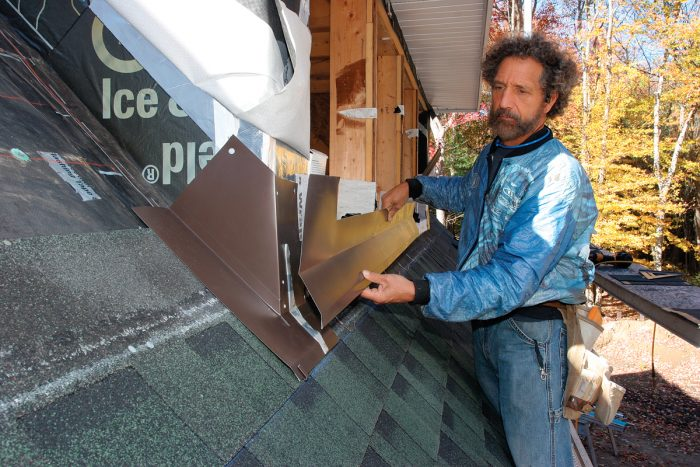 Roof Flashing Guide Fine Homebuilding