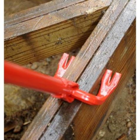 That Is Patented And Designed To Reduce Damage Materials Being Removed This Means Decking Could Possibly Be Reused The Joists Won T Harmed