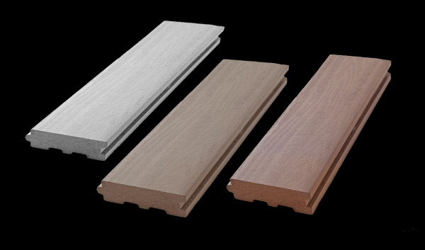 Aeratis Clic And Heritage Are Offered In Three Finishes Weathered Wood Redwood Battleship Gray The Traditions Product Is Uncolored