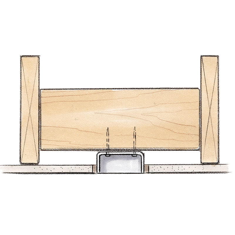 Deep Box Can Be Attached To Blocking Between Joists And Is Roomy Enough Handle More Than One Cable It Also Available In A Saddle Mount Configuration