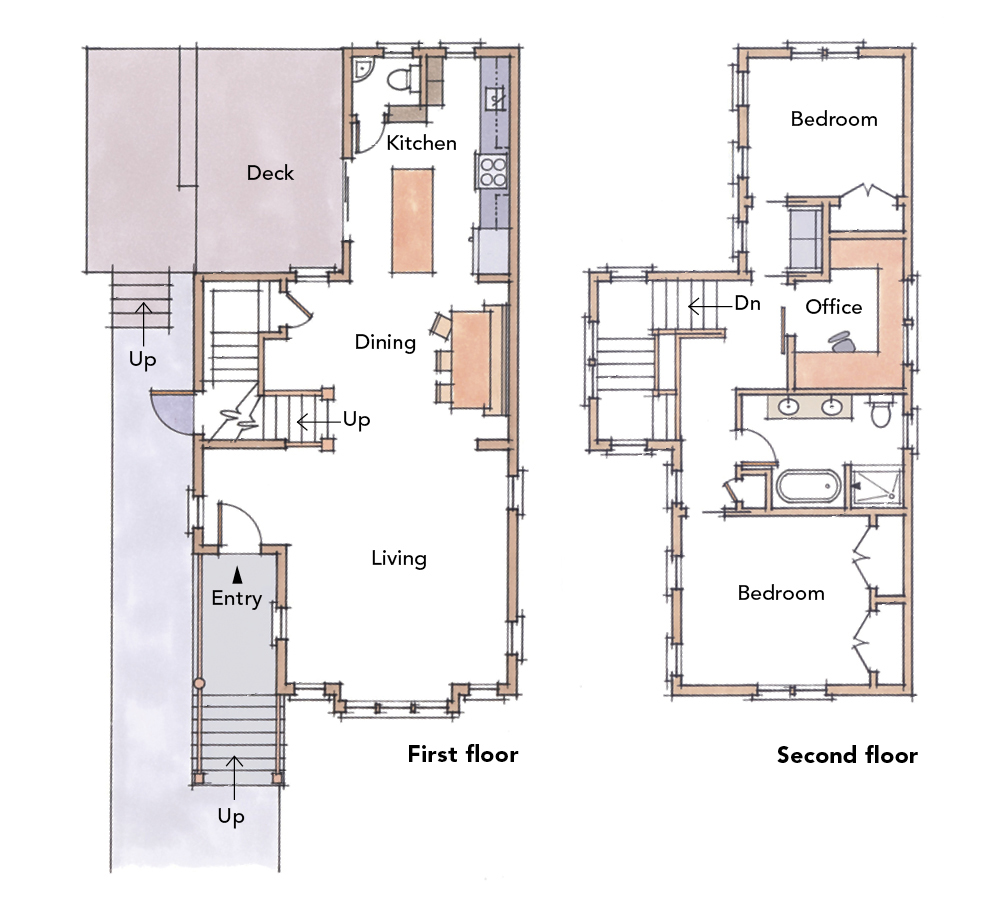 5 Small Home Plans to Admire - Fine Homebuilding on