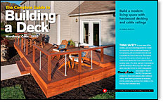 Frame a Grade-Level Deck