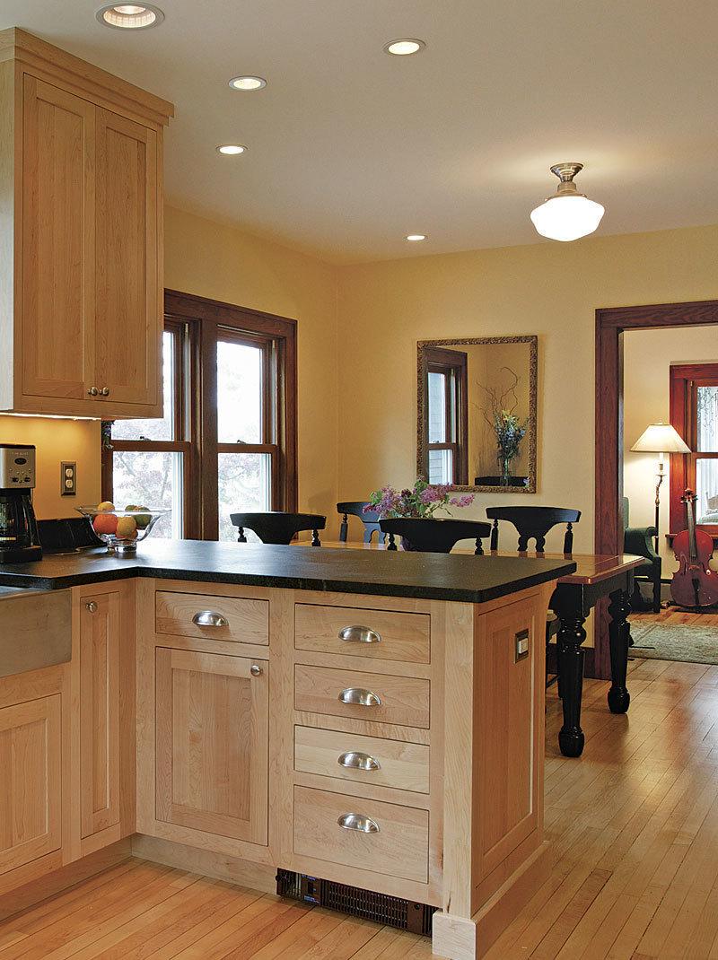 A Small Addition Transforms A Kitchen Fine Homebuilding