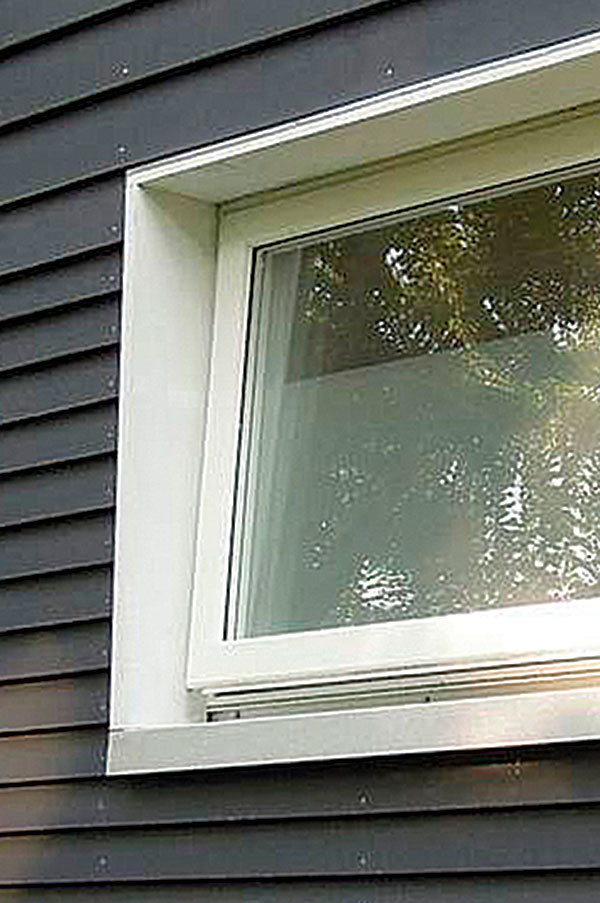 Windows In Double Stud Walls In Betweenies Fine