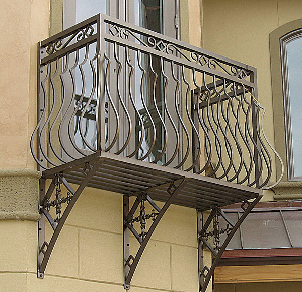 Swell Second Story Balconies Fine Homebuilding Ibusinesslaw Wood Chair Design Ideas Ibusinesslaworg