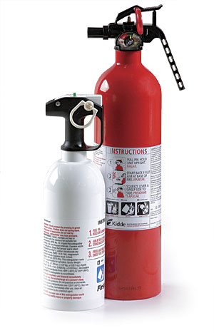 What S The Difference Residential Fire Extinguishers Fine Homebuilding