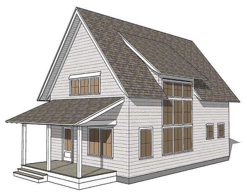 Making Shed Dormers Work - Fine Homebuilding