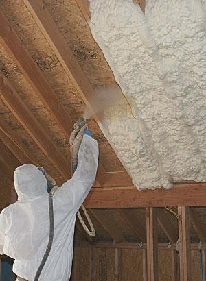 Er S Guide To Insulation Spray Foam