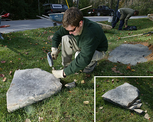 Learn to be a stonemason