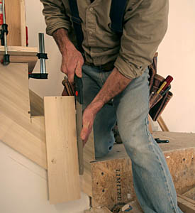 Quick Tips for Better Stair Building - Fine Homebuilding