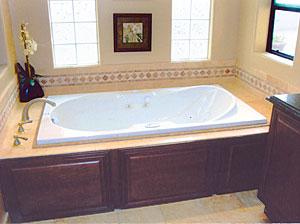 Removable Tub Surround Fine Homebuilding