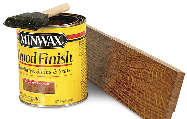 What S The Difference Wood Stains Fine Homebuilding