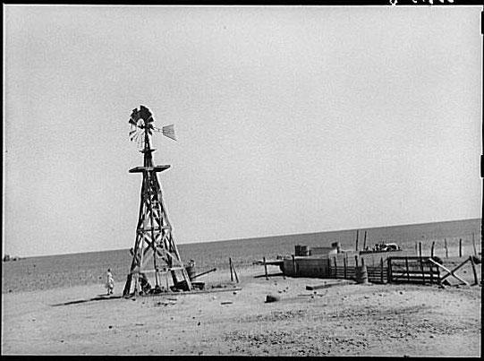 windmill - well pump